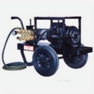 Electric Mobile Pressure Washer 300 bar