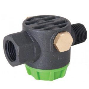 Interpump Aluminium Inlet Filter