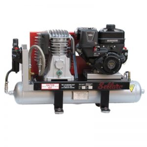 Vehicle Mounted 30T Air compressor