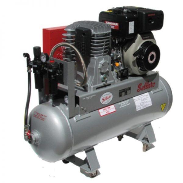 VMS30S Vehicle Mounted Diesel Air Compressor